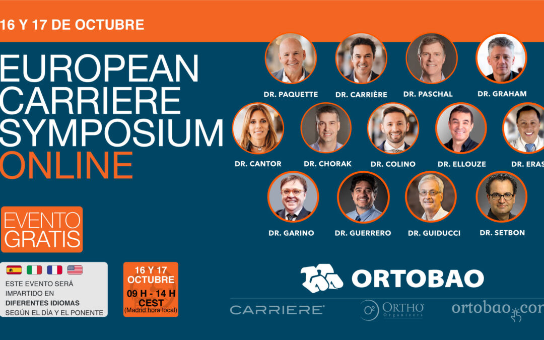 European Carriere Symposium Online 2020